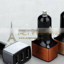 New style Smart Quick Charge USB Car Charger for Mobile Phone