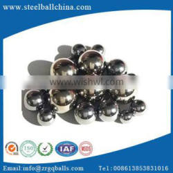 bicycle parts balls carbon steel ball made in china for curtain