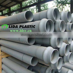 PVC Water Pipe Prices For Water Supply