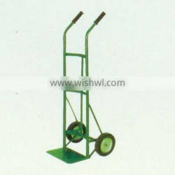 popular light weight two wheels Multi-function convenient simple structure hand truck ht1545 with solid Tyre