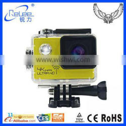 Ful HD Real 2-Inch Screen 4K 25fps Sport Action Camera