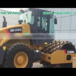Vibratory hydraulic road roller XS143J best price
