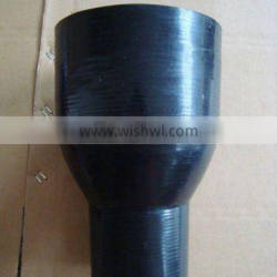 Large diameter Silicone reducer tube