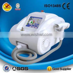 0.5HZ Best Beauty Machine Q-switch Nd:yag Laser Brown Age Spots Removal