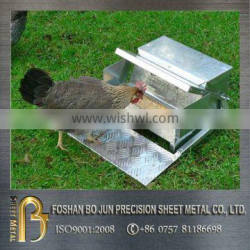 China supplier manufacture poultry feeders and drinkers , automatic chicken feeder