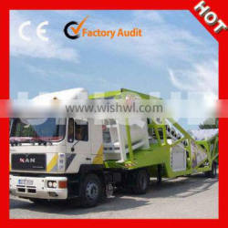 Hot UTM75 Mobile Ready Mix Cement Plant For Sale