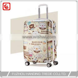 kid cartoon childrens suitcase shop , hand carry luggage sale