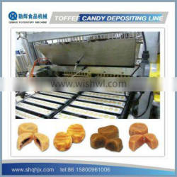 Full Automatic Milk Creamy Candy Line