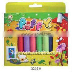 10 pack puffy paint set