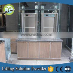China Dumb Waiter Suppliers and Manufacturers 100kgs dumb waiter elevator