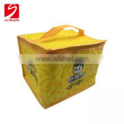 wholesale bulk waterproof foldable cool carry soft lunch ice insulated cooler bag