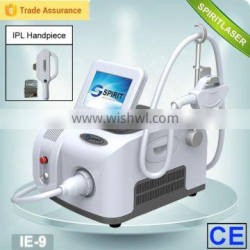 Hot selling new design IPL hair removal treatment machine made in germany with best price