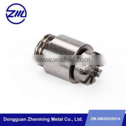 Custom stainless steel/aluminum/metal digital camera spare parts supplier