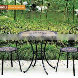 outdoor mosaic furniture