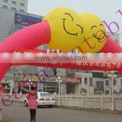 inflatable wedding gate