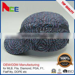 High Quality Promotional Heavy Brush Cotton 3D Embroidery Sports Baseball Cap