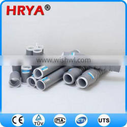 cold forging shrinable butt connector 11kv cold shrink type cable termination kits wholesale
