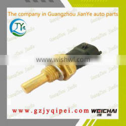 WP10-Common Rail Euro3 WEICHAI 612630060035 engine water temperature sensor adapter