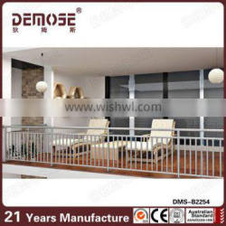 demose stainless steel fence for terrace with high quality