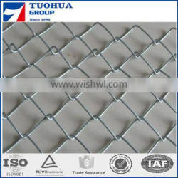 Wholesale airport safety area chain link fence,used chain link fence for sale ,chain link fence panels