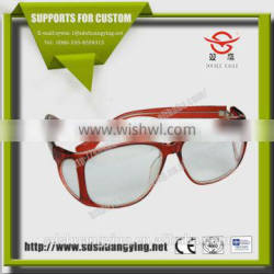 Medical anti x-ray lead protective glasses