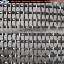 Woven Stainless Steel Mesh/Materials: 302 304 304L 316 316L ( ISO manufacturer)