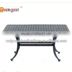 chinese style stainless steel long tea table