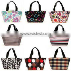 Tote Bag Travel Bag Picnic Bag Insulated Cooler Carry Bag Lunch Tote Box