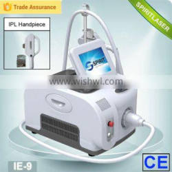 Beauty Clinic/Aesthetic Clinic Equipment IE-9 IPL para depilacion(ipl for hair removal)