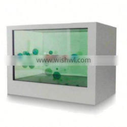46 inch flexible transparent lcd display with 1080*1920 resolution touchscreen display