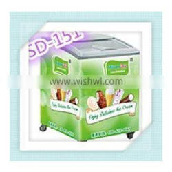 Best Sale Sliding Glass Door Chest Freezer Commercial Freezer Chest Freezer