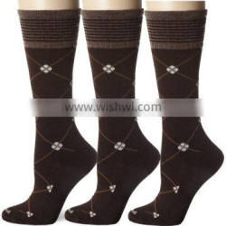Knee High Graduated Compression Socks 20-30 mmHg For Varicose Veins