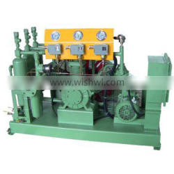 Explosion Proof 100% oil-free mix gas compressor