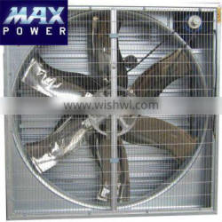 exhaust fans for cooling system