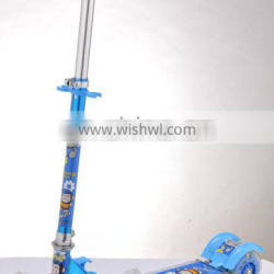 Three-Wheel Kick Scooter, With Light and Music