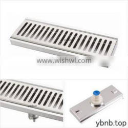 Latest discount linear drainage system shower drain