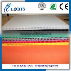 High Quality PP Plastic Corrugated Board for Packing