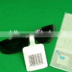 2015 hot sales custom self adhesive soft label with high quality and cheap price rf soft tag XLD-R02