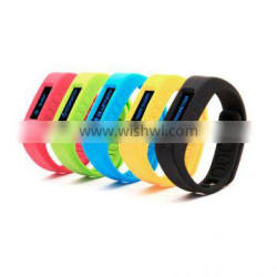 Smart Bluetooth Bracelet with Phone coming vibrate reminder