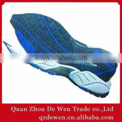 Outsole Company Rubber Shoe Sole Espadrille Hot Sale For Man Size Accepte Small Order