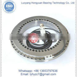 YRTM260 rotary table bearings with HEIDENHAIN integral angular measuring system/Axial-radial bearings with AMOSIN angular measuring system YRTM series