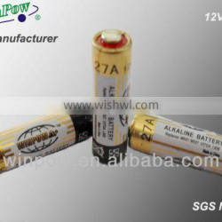 12V A27 Battery from pro manufacturer
