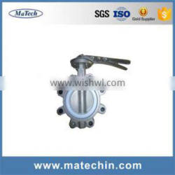 OEM Precision China Wholesale Market Butterfly Valve Manufacturers