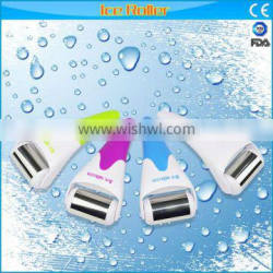 no needle ice roller lift and massager face roller for skin care