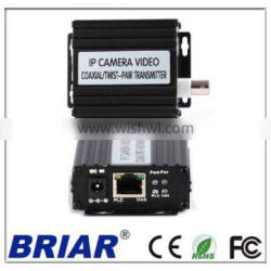 BRIAR Ethernet over coax device IP to analog converter EOC