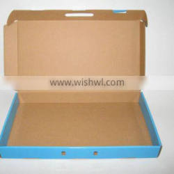 Corrugated packaging box for Children's momery cards