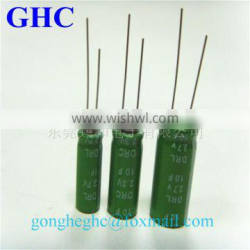 airplane model use for 2.3v10f super capacitors