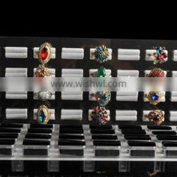acrylic finger ring display/stand/holder