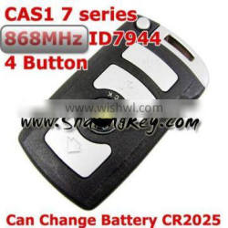 High quality Smart Card With Emergency Key 868MHZ for BW 7 Series CAS1