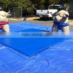 kids and adults inflatable sumo wrestling suits